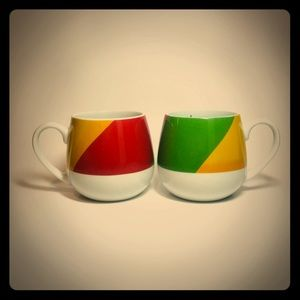 Ceramic Google Mugs
